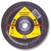KLINGSPOR A 24 Supra šlif diskas D115, 125 * 6 * 22.23 mm