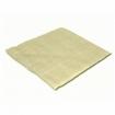 CHEMIKAR(FINIXA) antista-tinė servetėlė gelsva (90*90) 85*85cm (32.5gr)