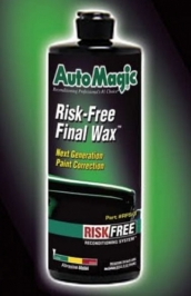 Auto Magic Risk-Free Final Wax, vaškas 946ml JAV