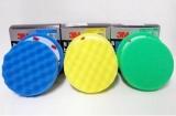 3M poliravimo diskai - kempinės D150mm