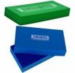 BLUE CAR guminė kaladė-lė mėlyna, žalia 140*75;*70 mm