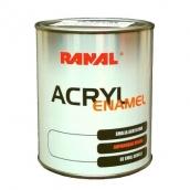 RANAL RAL.  2+1,  II grupė, akriliniai dažai pramonei 1L