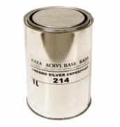 RANAL AT 214 stambaus grūdo ratlankių dažai,1 L