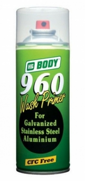 Body 960 Wash Primer antikorozinis gruntas 400ml