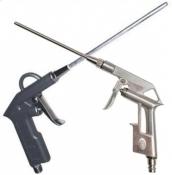 Pistoletas prapūtimui, ilgas, metaline rankena