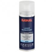 RANAL LACK SPRAY MAT aerozolinis matinis lakas 400 ml