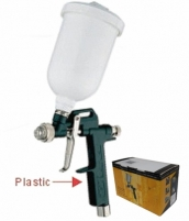 LUXI MINI pulverizatorius su plastikine rankena 0,7 mm