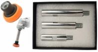 Ilgintuvų rinkinys velcro pa-dams 75, 100, 125mm, M14