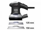 RUPES ER155TES ekscen-trinio judesio šlifavimo maši-nėlė D150/5
