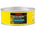 RANAL MICRO GLAS smul-kus stiklo pluoštas 0.25-0.5-1.0-1.7 kg