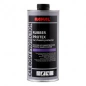 RANAL RUBBER PROTEX, juoda  1.0 L