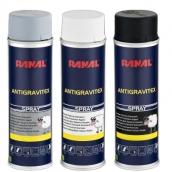 RANAL ANTIGRAVITEX , balta, pilka, juoda   500 ml