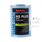 RANAL 2+1 MS PLUS lakas 1.0 L lako + 0.5 L kietiklio