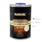 RANAL PROFESSIONAL 2+1 VHS, lakas 1 L + 0.5 L kietiklio