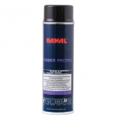 RANAL RUBBER PROTEX SPRAY juoda 500ml