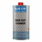 BLUE CAR FADE OUT THIN NER skiediklis