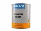 BLUE CAR BUMPER PAINT struktūra plastikui, juoda 250ml, 500ml, 1L