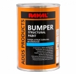 R. BUMPER PAINT struktū-riniai dažai plast.dalims,0,5L 1L