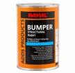 R.. BUMPER PAINT struktū-riniai dažai plast.dalims,0,5L 1L