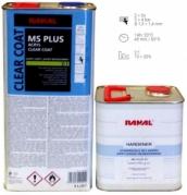 RANAL 2+1 MS PLUS lakas  5.0 L lako + 2,5 L kietiklio