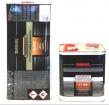 RANAL PROFESSIONAL 2+1 VHS, lakas 5 L + 2.5 L kietiklio