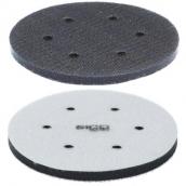 SICO padas-tarpinė, 6 sky-lės D150x10mm, D150x5 mm